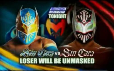 Match of the Day: Sin Cara Vs. Sin Cara Negro (2011)