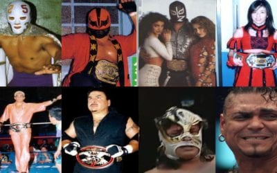 This day in lucha libre history… (October 17)