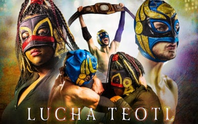 Lucha Teotl, the new lucha experience