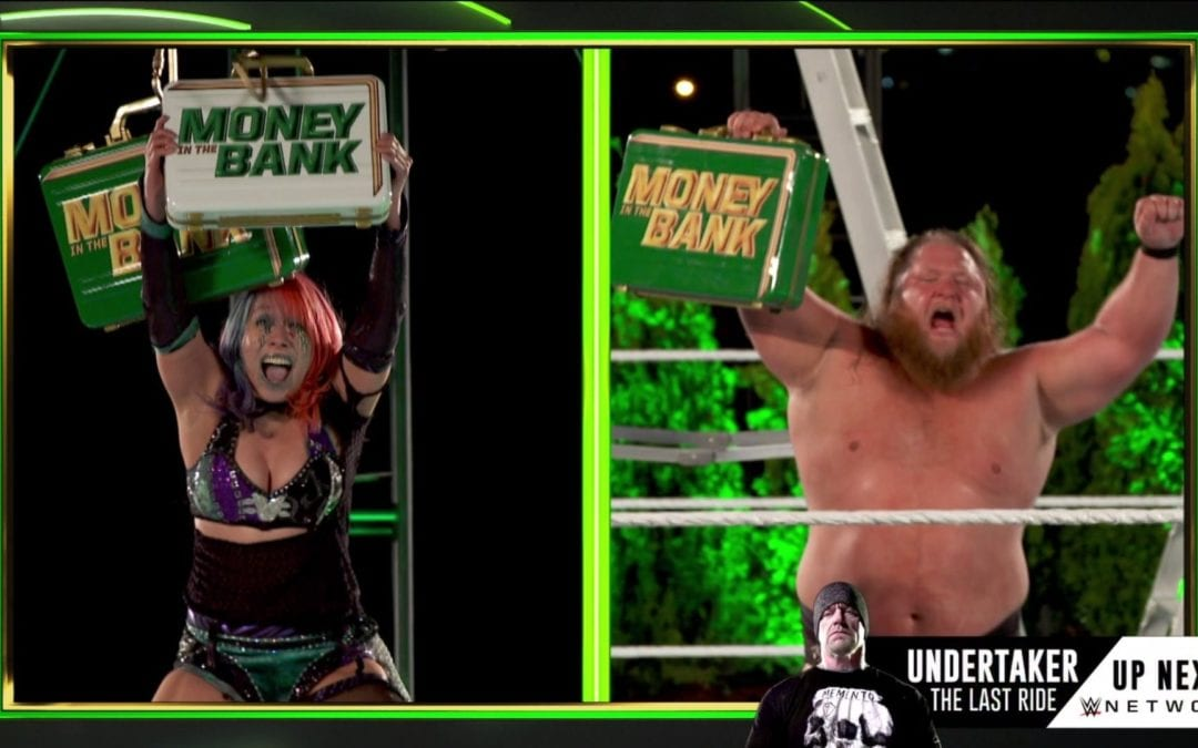 WWE Money in the Bank Results (05/10/2020)