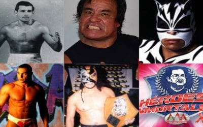 This day in lucha libre history… (October 19)