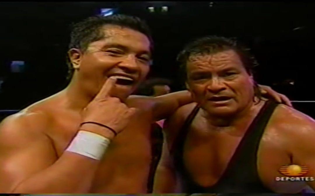 Match of the Day: El Satanico & Negro Casas Vs. Nosawa & Masada (2003)