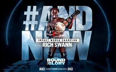 IMPACT Wrestling Bound for Glory in Nashville Results (10/24/2020)