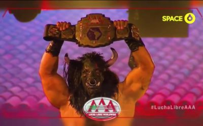 Lucha Libre AAA Lucha Por La Identidad de Mexico Showin Amealco Results (07/24/2021)