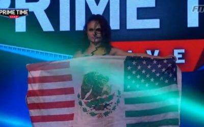 Resultados de United Wrestling Network Prime Time Live en Long Beach (27/10/2020)