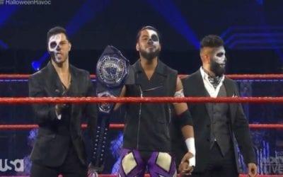 WWE NXT Halloween Havoc in Orlando Results (10/28/2020)