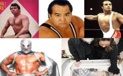 This day in lucha libre history… (October 31)
