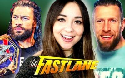 LIVE: WWE Fastlane 2021 Post-Show Review