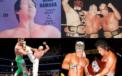 This day in lucha libre history… (May 22)
