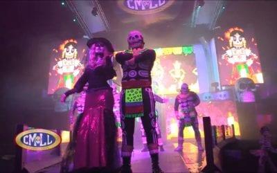 CMLL Dia de Muertos Show at Arena Mexico Results (10/30/2020)