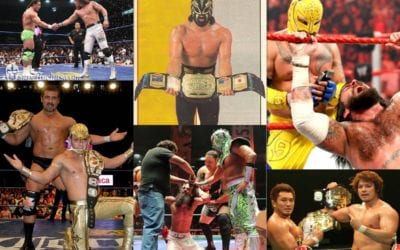 This day in lucha libre history… (May 23)