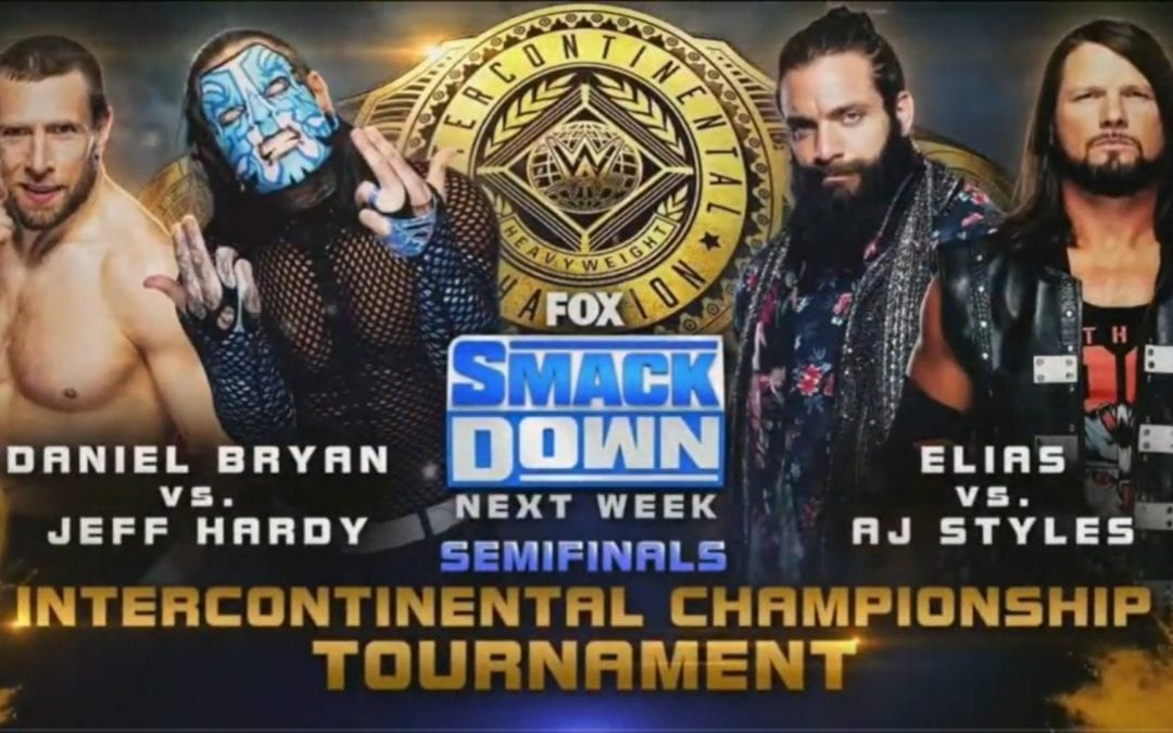 WWE Friday Night SmackDown in Orlando Results (05/22/2020)