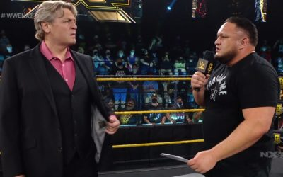 WWE NXT Live in Orlando Results (07/27/2021)