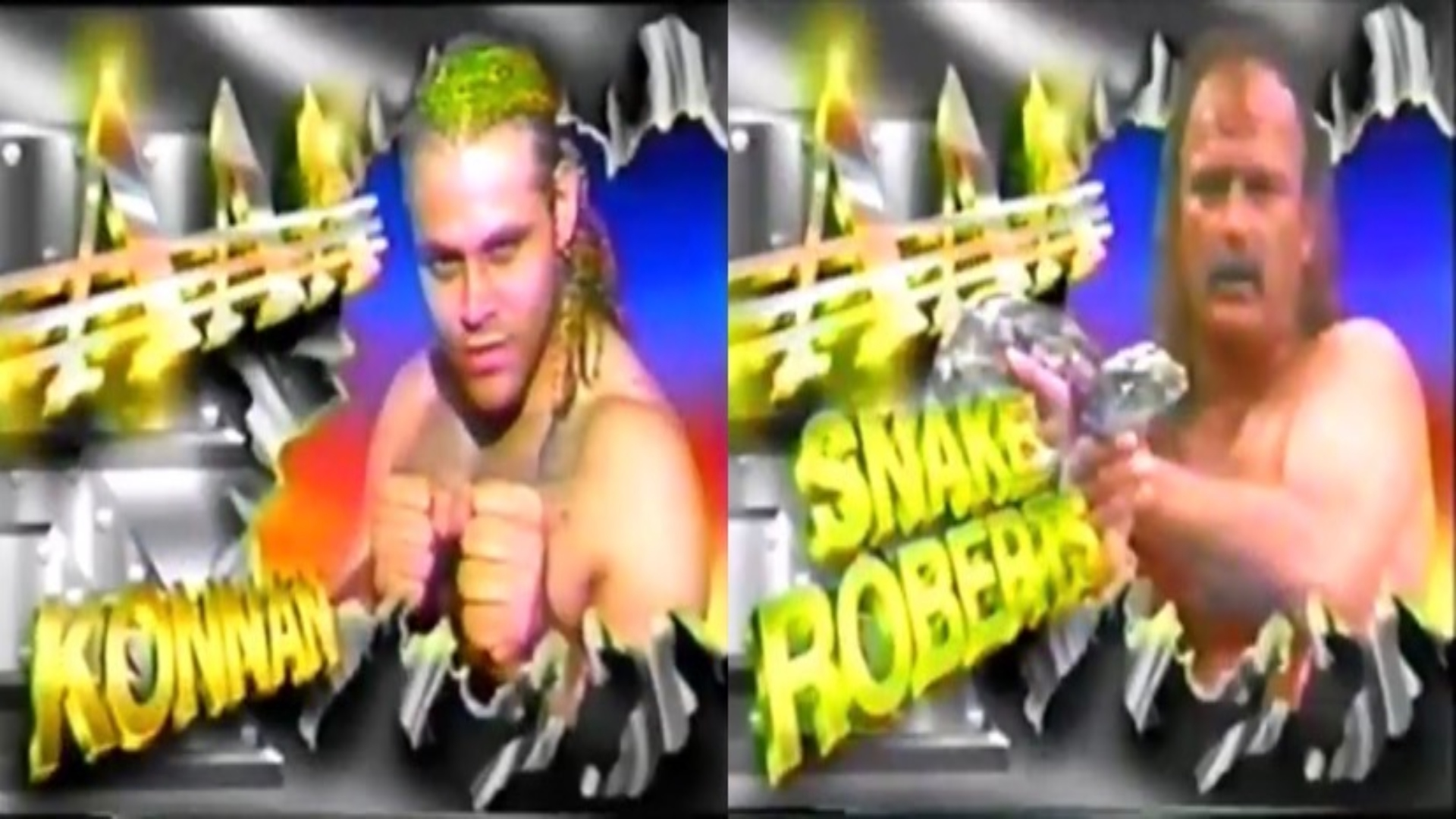 Match of the Day: Konnan Vs. Jake The Snake Roberts (1994) — Lucha Central