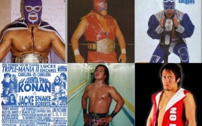 This day in lucha libre history… (May 27)