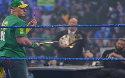 WWE Friday Night SmackDown & WWE 205 Live in Minneapolis Results (07/30/2021)