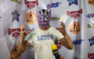 IWRG Thursday Night Wrestling Live Show at Arena Naucalpan Results (07/29/2021)