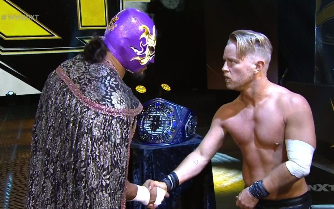 WWE NXT Live in Winter Park Results (05/27/2020)