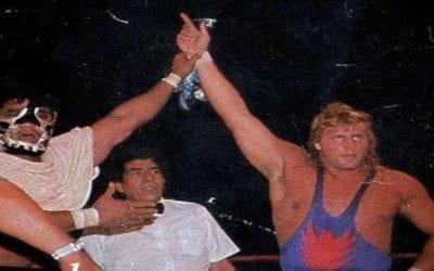Match of the Day: Canek Vs. Blue Blazer (1991)