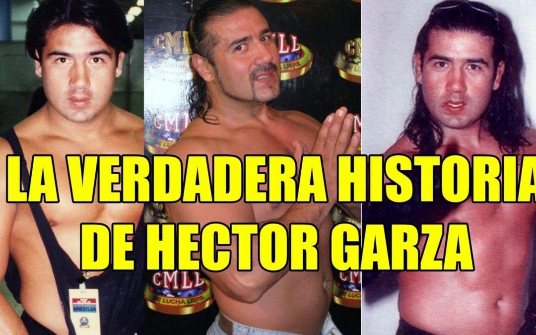 La historia de Héctor Garza