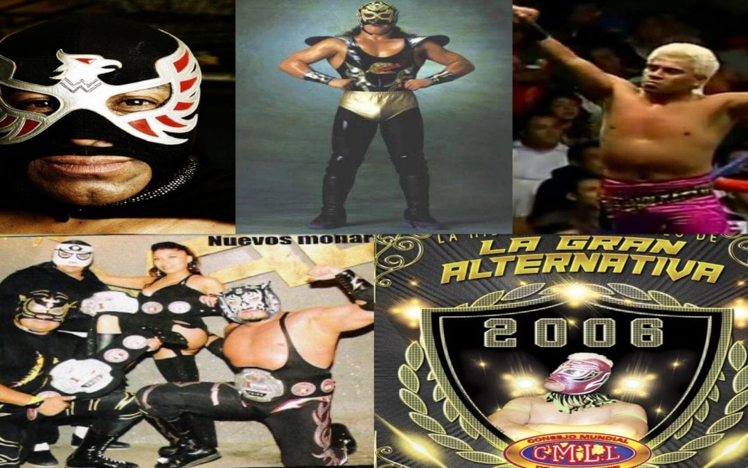 This day in lucha libre history… (June 2)