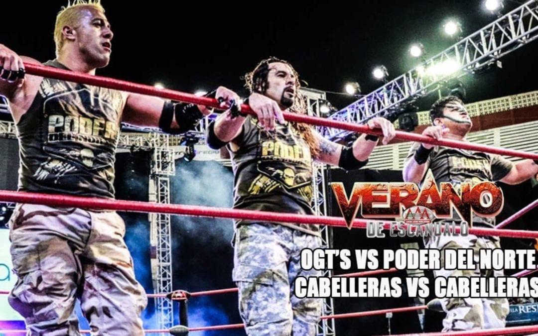 Match of the Day: Los OGT's Vs. El Nuevo Poder del Norte (2018)