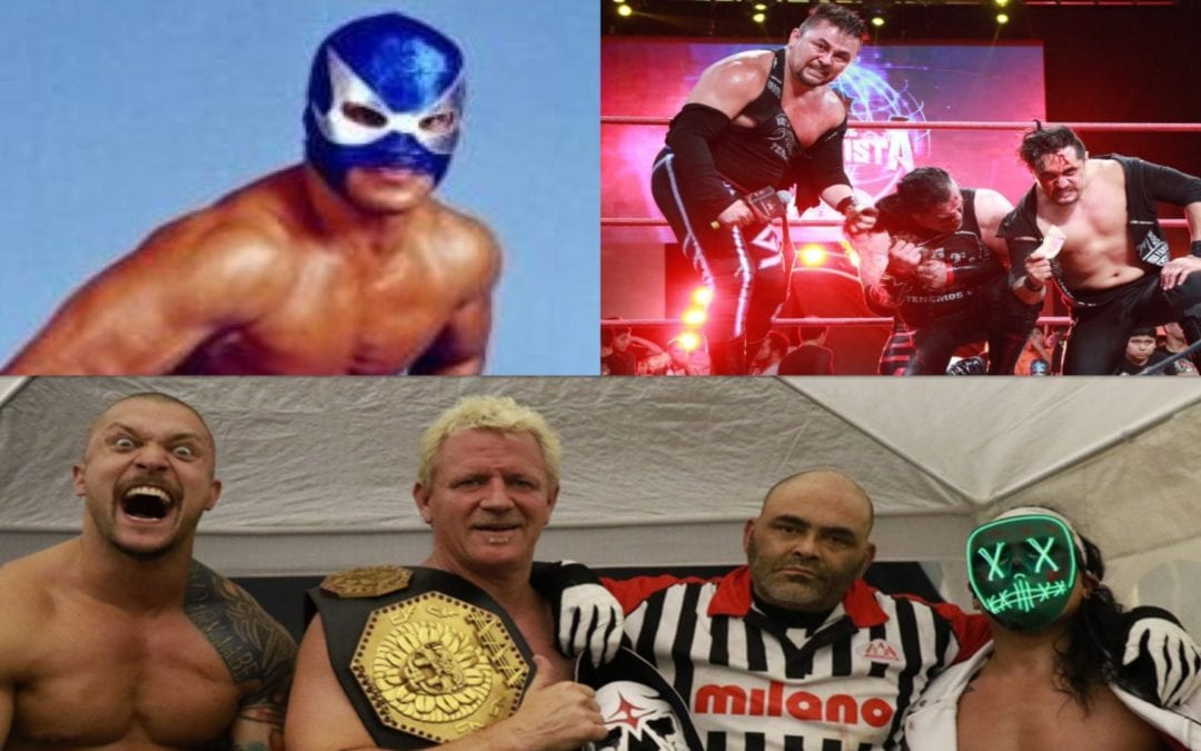 This day in lucha libre history… (June 3)