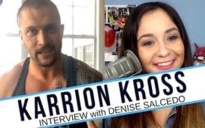 Karrion Kross Talks NXT Takeover: Stand & Deliver, Finn Bálor, & More!