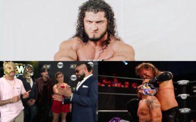 Ráfaga Luchística: Rush critica a Alberto el Patrón y a L.A. Park, Los Lucha Brothers advierten a Andrade, Juventud Guerrera debuta en AEW, y más