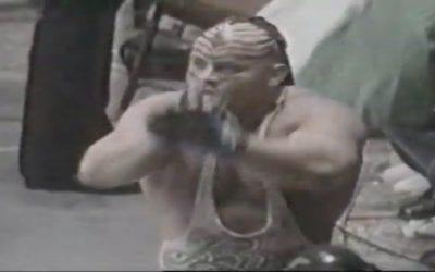 "Match of the Day: Perro Aguayo, Konnan & Blue Panther Vs. Eddie Guerrero, Love Machine & Jake ""The Snake"" Roberts (1993)"