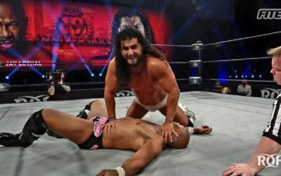 ROH 19th Anniversary Show in Baltimore Results (03/26/2021)