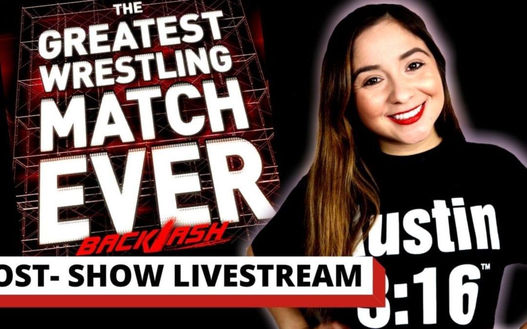 WWE Backlash 2020 RECAP + REVIEW