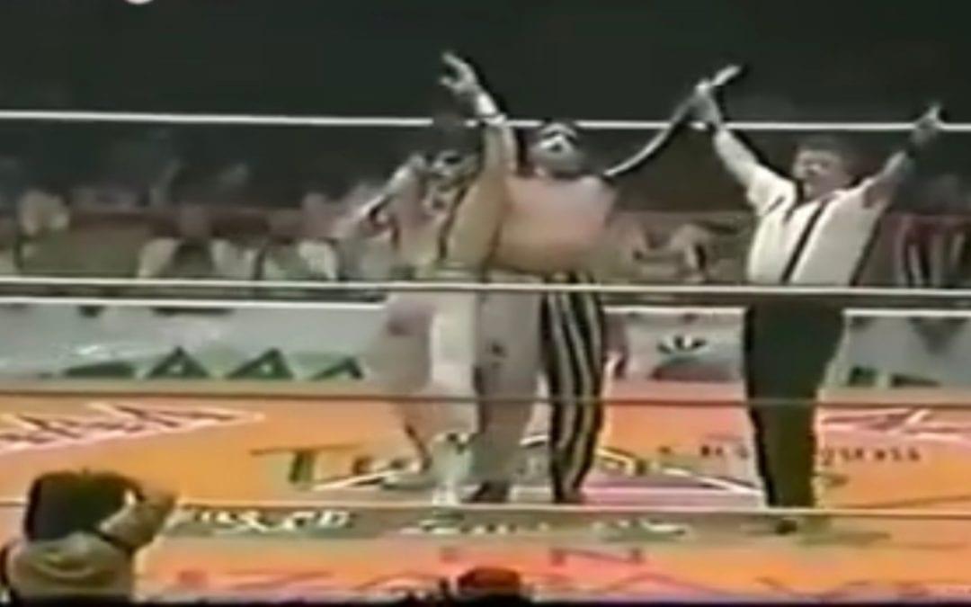 Match of the Day: Super Calo Vs. Angel Mortal (1995)