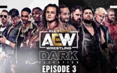 AEW Dark: Elevation Episode 3 (03/29/2021)