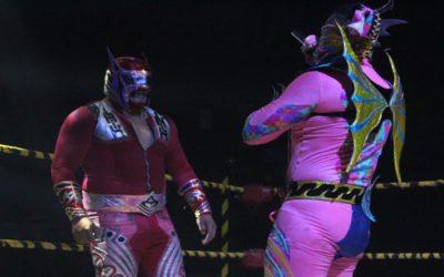 IWRG Thursday Night Wrestling Live ShowatArena Naucalpan Results (08/12/2021)