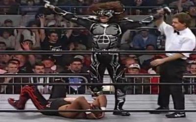 Match of the Day: Psicosis Vs. Villano IV (1997)