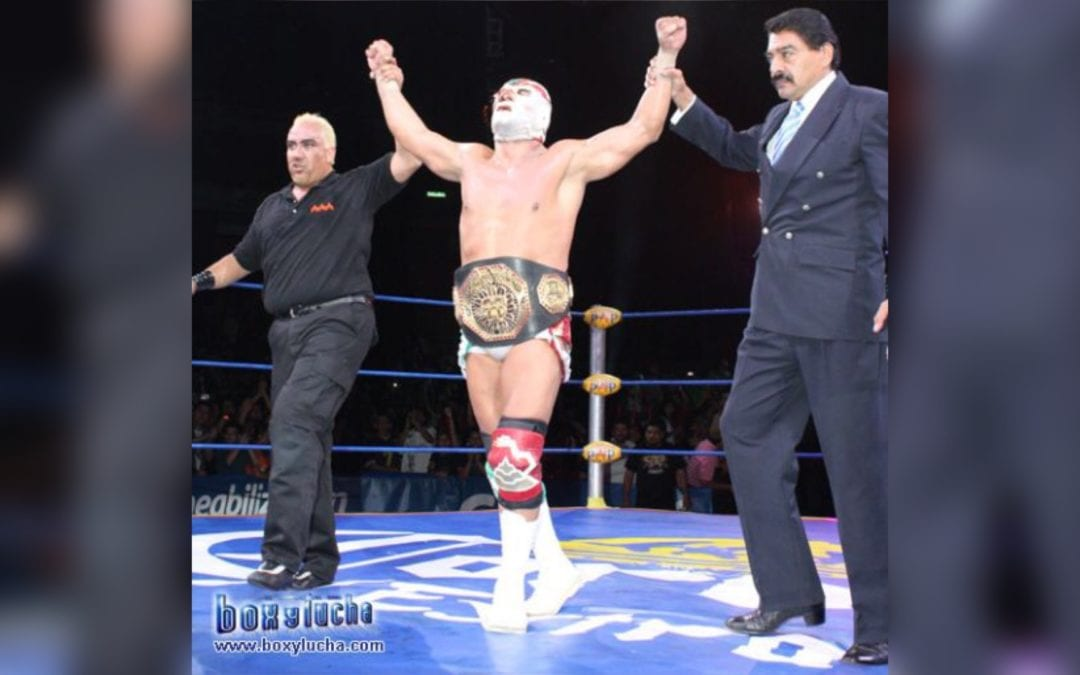 Match of the Day: Dr. Wagner Jr. Vs. El Mesias (2009)