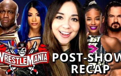 LIVE: WWE WrestleMania 37 Night 1 Post-Show Review