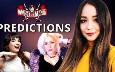 LIVE: WWE WrestleMania 37 Predictions