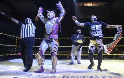 IWRG Thursday Night Wrestling Live Show at Arena Naucalpan Results (08/19/2021)