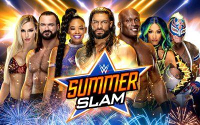 Cartelera y horarios de SummerSlam para Latino América