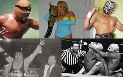 This day in lucha libre history… (November 27)