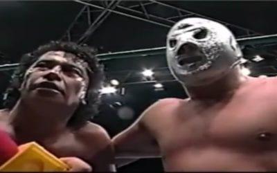 Match of the Day: El Hijo del Santo, Negro Casas & El Felino Vs. Scorpio Jr., Bestia Salvaje & Black Warrior (1998)