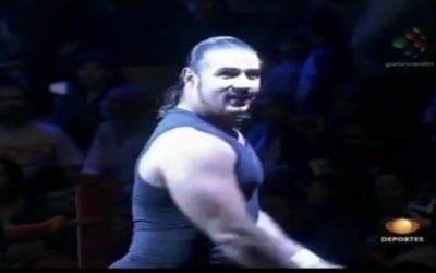 Match of the Day: Ultimo Guerrero, Atlantis & Mr. Niebla Vs. Hector Garza,Shocker&Strong Man (2009)