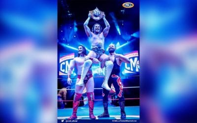 CMLL Spectacular Friday Show at the Arena Mexico Results (11/27/2020)