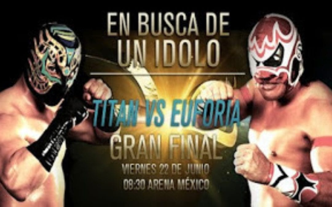 Match of the Day: Titan Vs. Euforia (2012)