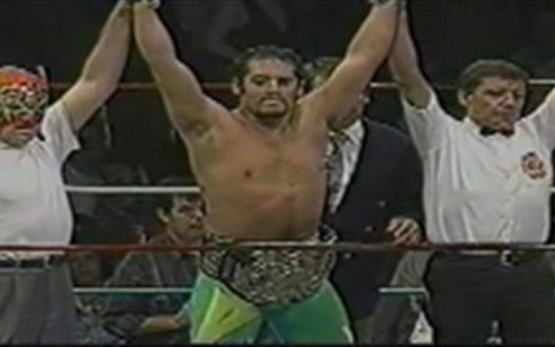 Match of the Day: Apolo Dantes Vs. Silver King (1995)