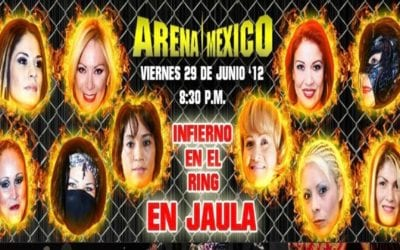 Match of the Day: CMLL Infierno en el Ring (2012)
