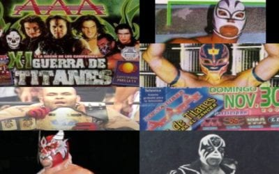 This day in lucha libre history… (November 30)