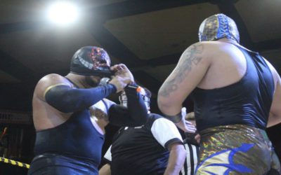 IWRG Sunday Live Show: New Generation at Arena Naucalpan Results (08/22/2021)